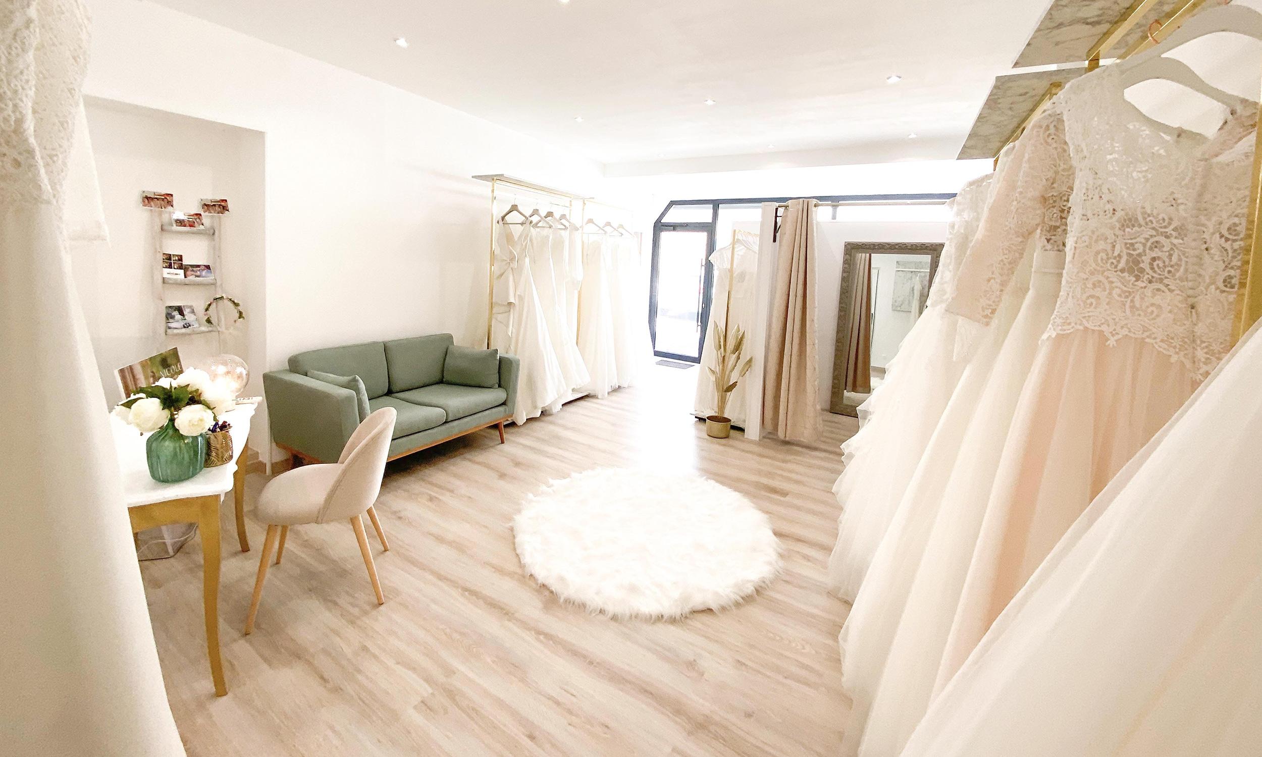 boutique robes de mariée drome